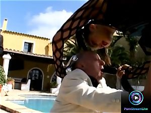 luxurious asian Katsuni choking on a bbc