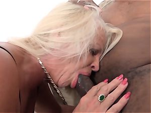 grannies with thick bra-stuffers love big black cock interracial anal fuck