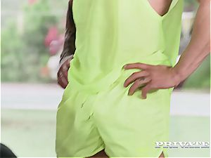 Private.com - hard-core dp with Lucia enjoy