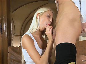 LETSDOEIT - kinky gf Doesn't Let Her man Work