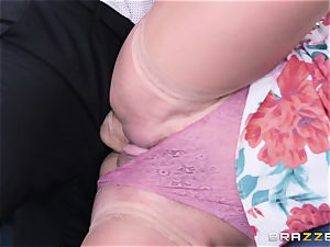 Phoenix Marie packed in her cock-squeezing coochie by JMac