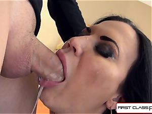 muddy, ultra-kinky, Jasmine knows how to make a man jizz
