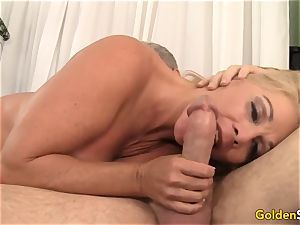 fabulous and mature Crystal Taylor hard-core