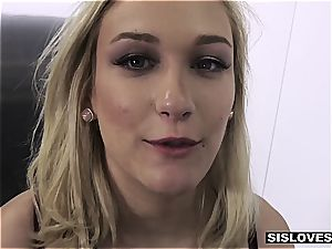 Daisy Lynne gets pranked and shagged by her stepbro