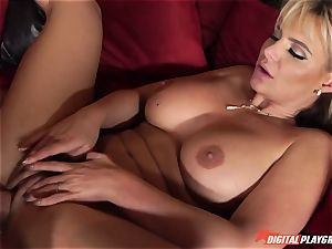 youthful boy Danny Dee romps his ex-girlfriend's buxom mom Phoenix Marie