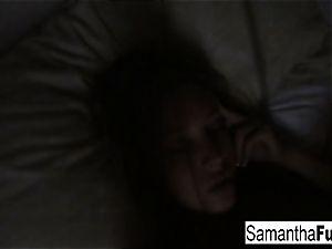 Samantha Home flick Morning joy