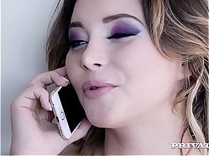 interracial anal invasion Session With Anna Polina