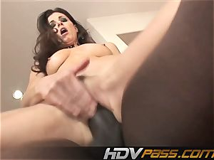 HDVPass interracial fuckfest with India Summers