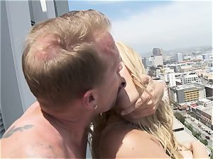 Alexis Texas ravaged from the heights