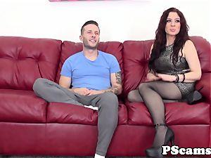sandy-haired web cam stunner Jessica Ryan pussyfucked