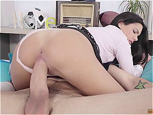 Sexual rehabilitation with stepsister