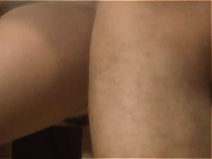Chanel Preston gets her shaved minge plumbed