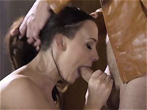 Spoiled pt 2 Chanel Preston gets her scorching snatch handled