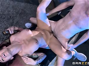giving it deep into the porn industry star of Monique Alexander