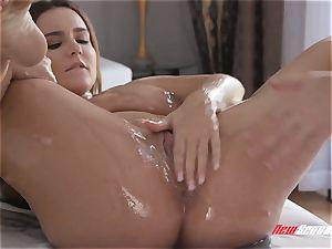 Natasha ultra-cute hardcore big funbag massage