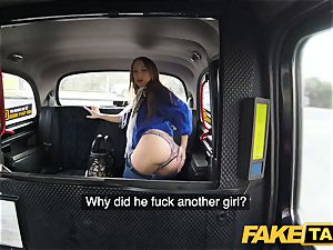 fake cab molten revenge cab fuck for mind-blowing sexy minx