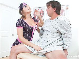 splendid Natasha lovely gets nude