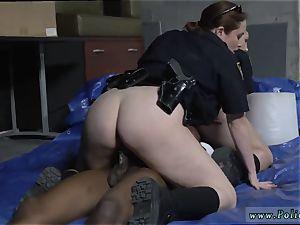 blond cougar interracial dp and next door Cheater caught doing misdemeanor break in