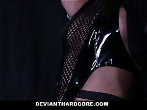 DeviantHardcore - hard-core nubile fucked in basement