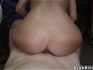 Public pay cash and arab duo first-ever time Desert pussy