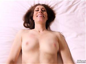 insatiable ginger-haired milf fulfills porn desire