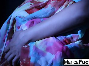 asian sex industry star Marica gets naked