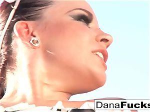 Dana the maid in a super-hot fuck-fest