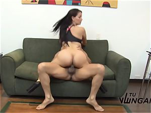Tu Venganza - vengeance screw with horny busty Latina