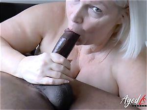 AgedLovE Lacey Starr xxx bi-racial plumb