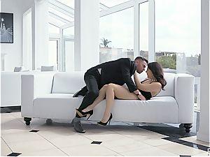 Valentina Nappi boinking with fervor