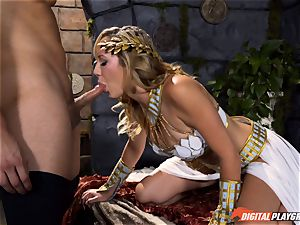 Brett Rossi knows how to heal an impatient manmeat
