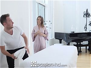 PASSION-HD dripping creampie nail with Adriana Chechik