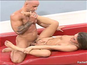gooey sole fetish joy and boning with Rachel Roxxx