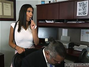 Police boy fuck mommy and crony s daughter Bring Your fucking partner s daughter-in-law to Work Day