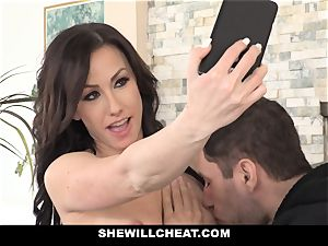 SheWillCheat molten wife Cheats with spouses fucking partner